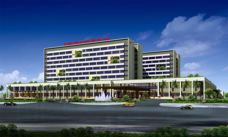 Bệnh viện Đa khoa Tiền Giang