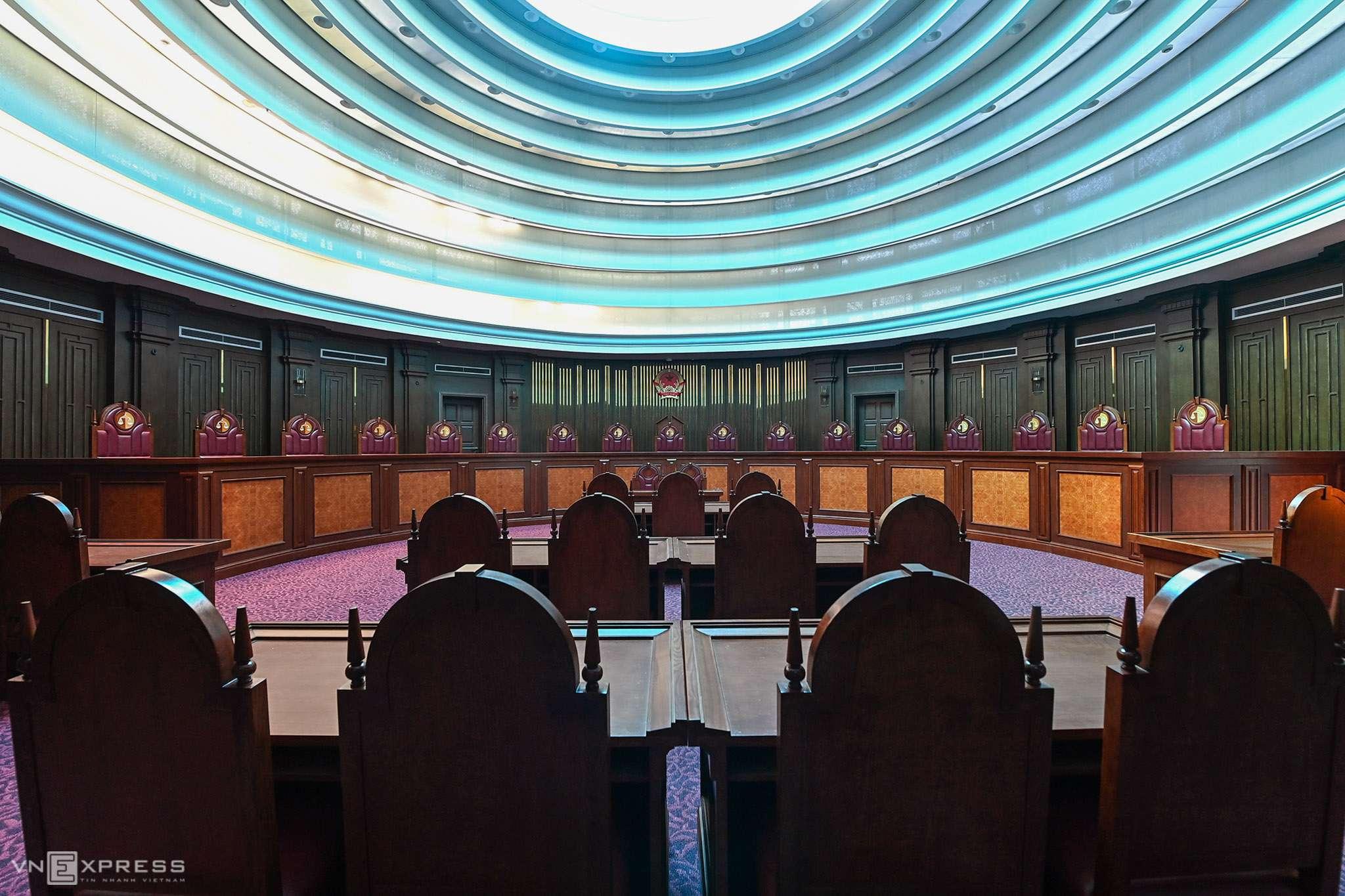 Tòa án nhân dân tối cao hà nội