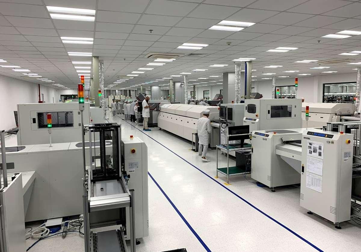 Tổ hợp Nhà máy Sản xuất Thiết bị Điện tử VinSmart